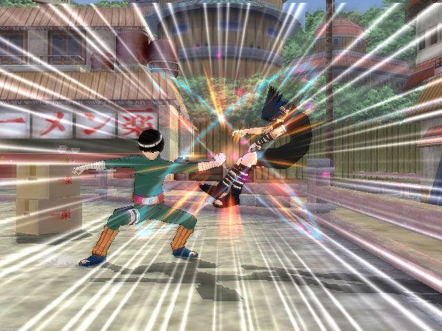 Naruto: Clash of Ninja Revolution  Archiv - Screenshots - Bild 6