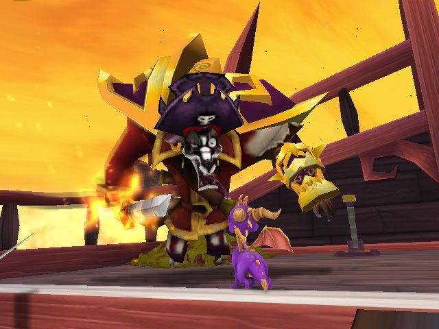 Legend of Spyro: The Eternal Night  Archiv - Screenshots - Bild 12