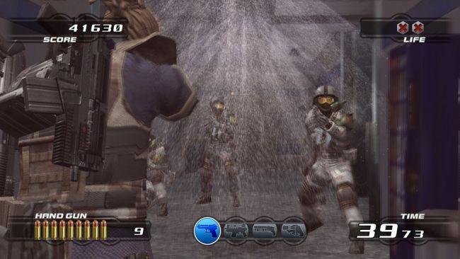 Time Crisis 4  Archiv - Screenshots - Bild 17