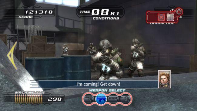 Time Crisis 4  Archiv - Screenshots - Bild 11