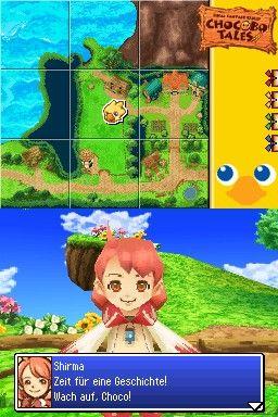 Final Fantasy Fables: Chocobo Tales (DS)  Archiv - Screenshots - Bild 7