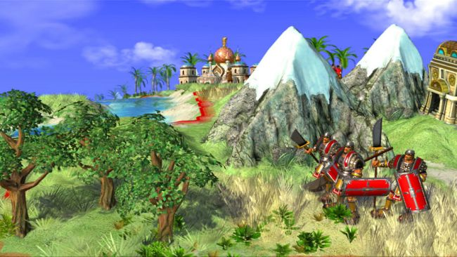 Civilization Revolution  Archiv - Screenshots - Bild 11