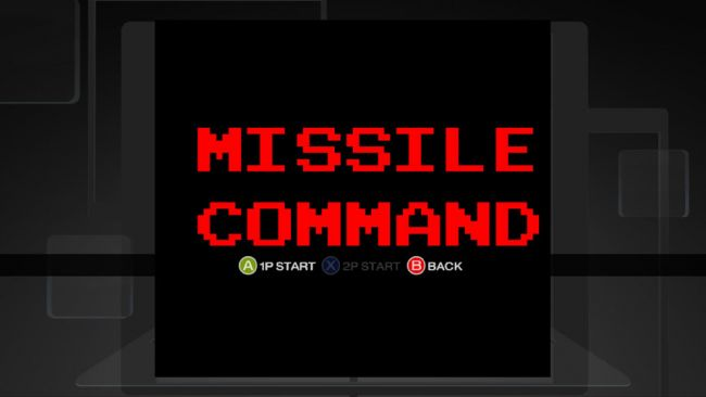 Missile Command  Archiv - Screenshots - Bild 5