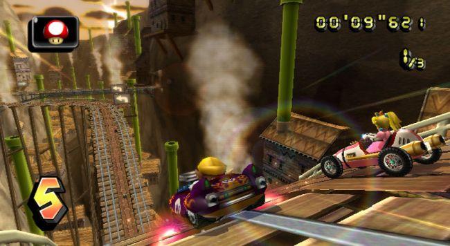 Mario Kart Wii  Archiv - Screenshots - Bild 4