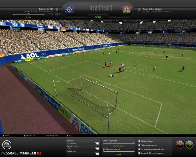Fussball Manager 08  Archiv - Screenshots - Bild 56