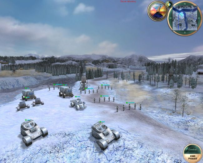 Galactic Assault: Prisoner of Power  Archiv - Screenshots - Bild 3