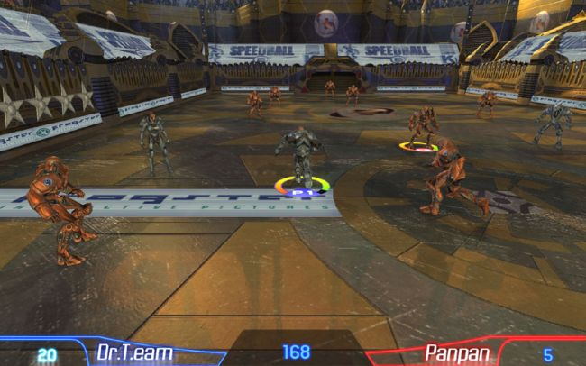 Speedball 2: Tournament  Archiv - Screenshots - Bild 17