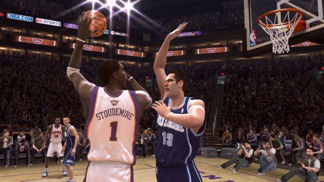 NBA Live 08  Archiv - Screenshots - Bild 16