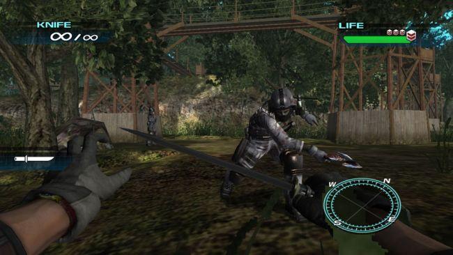 Time Crisis 4  Archiv - Screenshots - Bild 8
