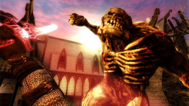 Dark Messiah of Might and Magic: Elements  Archiv - Screenshots - Bild 7