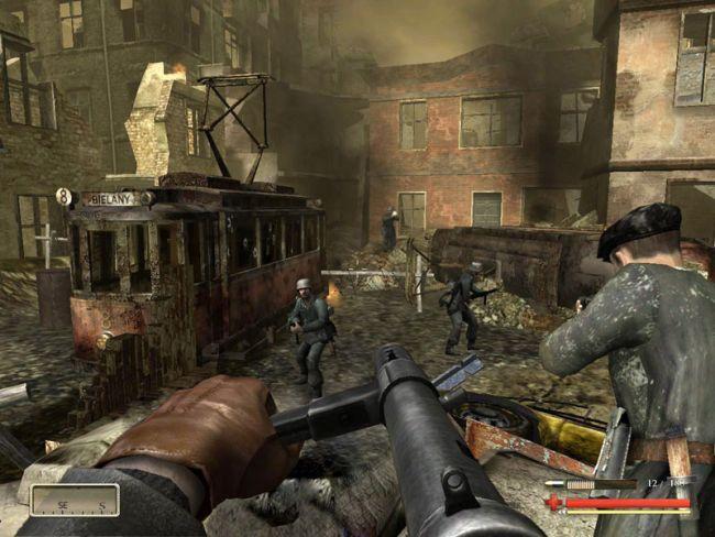 Battlestrike: Der Widerstand  Archiv - Screenshots - Bild 15