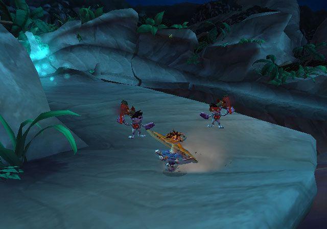 Crash of the Titans  Archiv - Screenshots - Bild 9