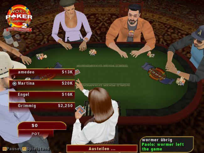 World Poker Championship 2: Final Table Showdown  Archiv - Screenshots - Bild 8