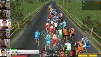 Radsport Manager Pro 2007 (PSP)  Archiv - Screenshots - Bild 3