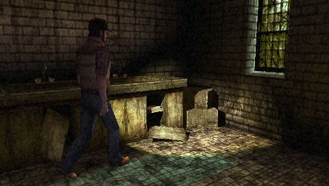Silent Hill Origins (PSP)  Archiv - Screenshots - Bild 11
