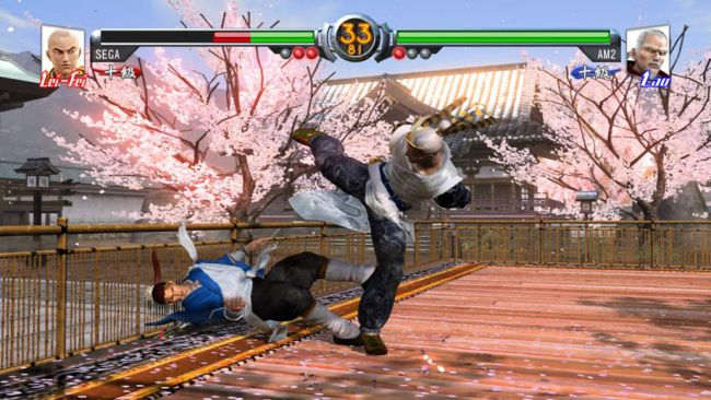 Virtua Fighter 5  Archiv - Screenshots - Bild 2