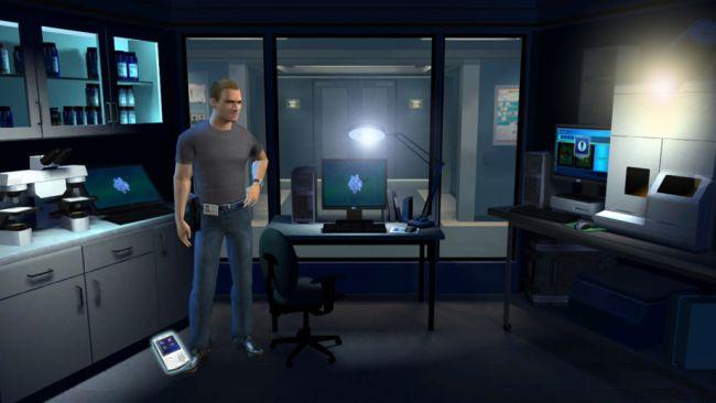 CSI: Crime Scene Investigation: Eindeutige Beweise - Screenshots - Bild 2