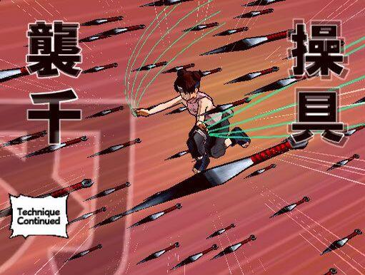 Naruto: Ultimate Ninja 2  Archiv - Screenshots - Bild 15