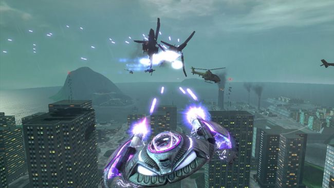 Destroy All Humans: Path of the Furon - Screenshots - Bild 6