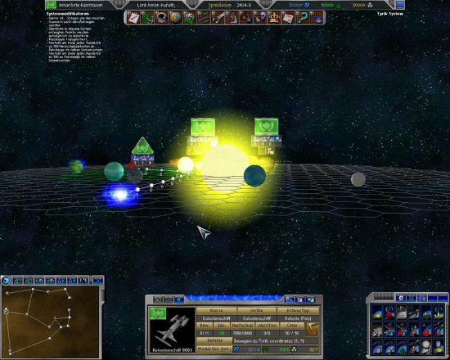 Space Empires 5  Archiv - Screenshots - Bild 6
