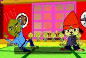 PaRappa the Rapper (PSP)  Archiv - Screenshots - Bild 4