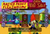 PaRappa the Rapper (PSP)  Archiv - Screenshots - Bild 8