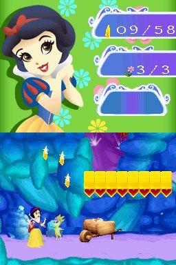 Disney Princess: Magical Jewels (DS)  Archiv - Screenshots - Bild 8