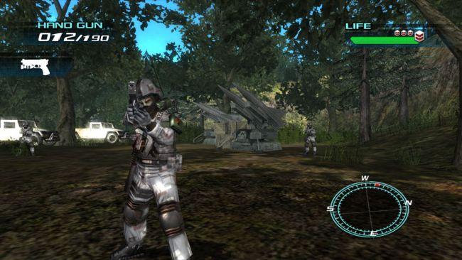 Time Crisis 4  Archiv - Screenshots - Bild 4