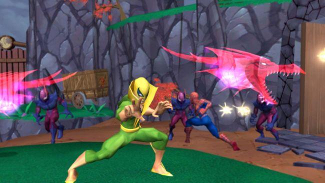 Spider-Man: Friend or Foe  Archiv - Screenshots - Bild 4