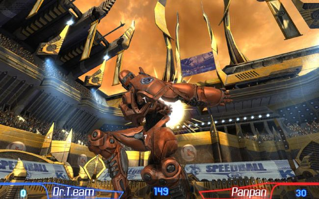 Speedball 2: Tournament  Archiv - Screenshots - Bild 12
