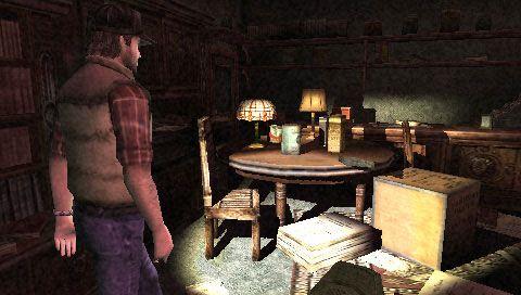 Silent Hill Origins (PSP)  Archiv - Screenshots - Bild 8