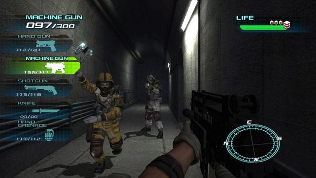 Time Crisis 4  Archiv - Screenshots - Bild 9