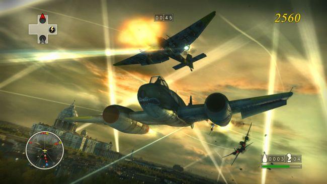 Blazing Angels 2: Secret Missions of WWII  Archiv - Screenshots - Bild 4