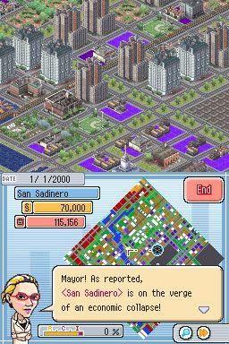 SimCity (DS)  Archiv - Screenshots - Bild 6