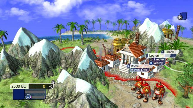 Civilization Revolution  Archiv - Screenshots - Bild 12