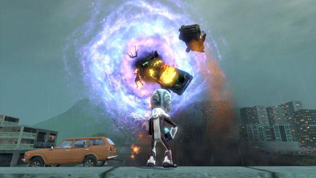 Destroy All Humans: Path of the Furon - Screenshots - Bild 4