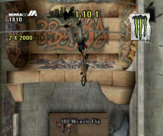 Dave Mirra BMX Challenge  Archiv - Screenshots - Bild 19