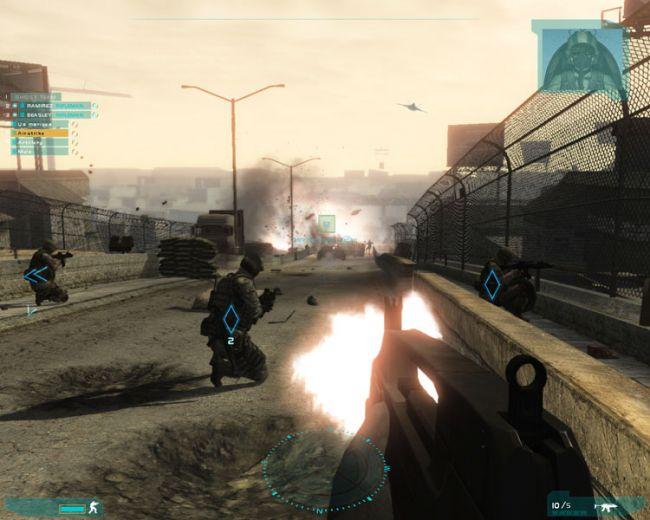 Ghost Recon: Advanced Warfighter 2  Archiv - Screenshots - Bild 9