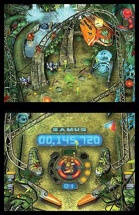 Metroid Prime Pinball (DS)  Archiv - Screenshots - Bild 4