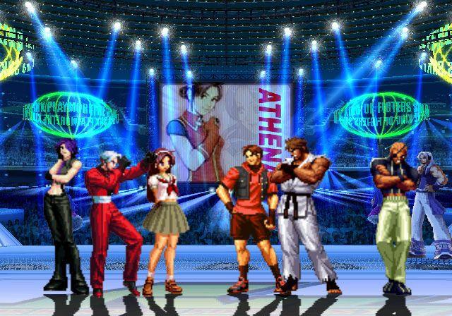 King of Fighters XI  Archiv - Screenshots - Bild 8