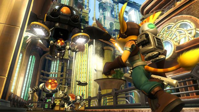 Ratchet & Clank: Tools of Destruction  Archiv - Screenshots - Bild 14