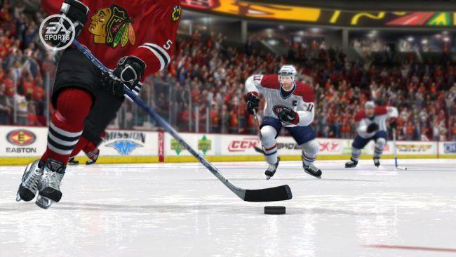 NHL 08  Archiv - Screenshots - Bild 22