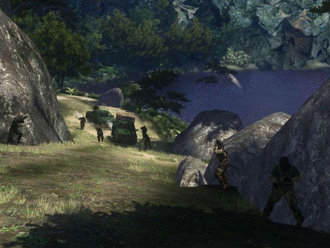 Warhound  Archiv - Screenshots - Bild 5