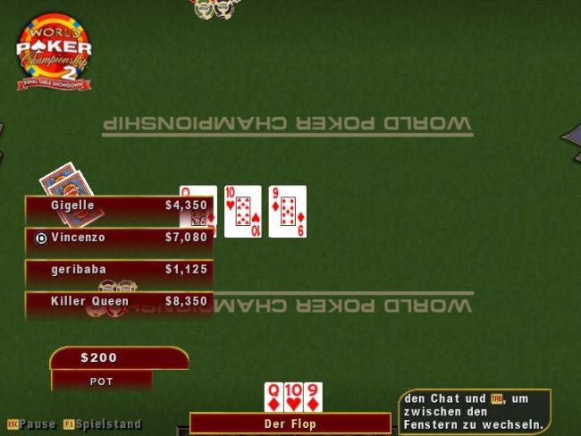 World Poker Championship 2: Final Table Showdown  Archiv - Screenshots - Bild 11