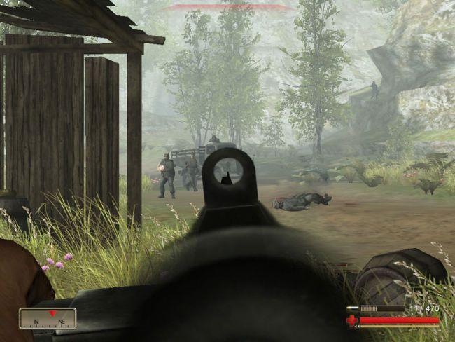 Battlestrike: Der Widerstand  Archiv - Screenshots - Bild 18