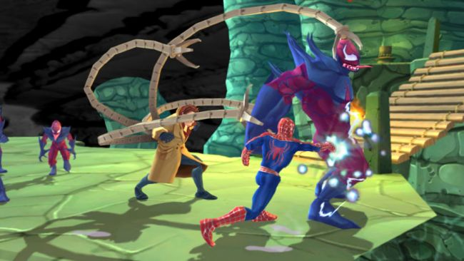 Spider-Man: Friend or Foe  Archiv - Screenshots - Bild 9