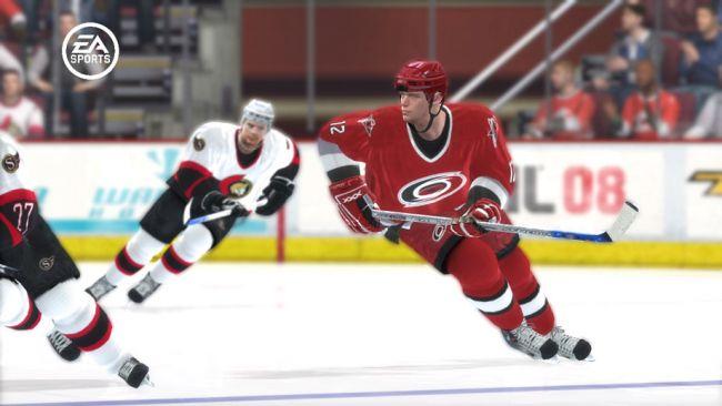 NHL 08  Archiv - Screenshots - Bild 36
