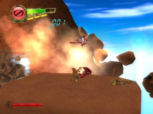Power Rangers: Super Legends  Archiv - Screenshots - Bild 5