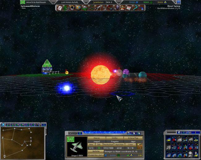 Space Empires 5  Archiv - Screenshots - Bild 5