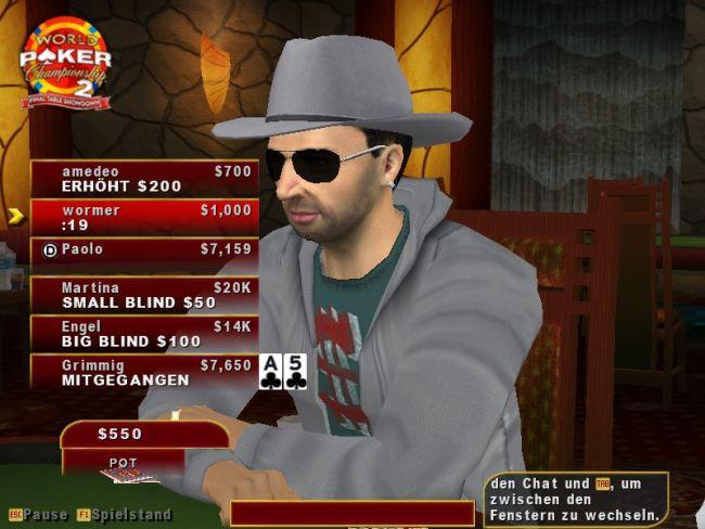 World Poker Championship 2: Final Table Showdown  Archiv - Screenshots - Bild 7